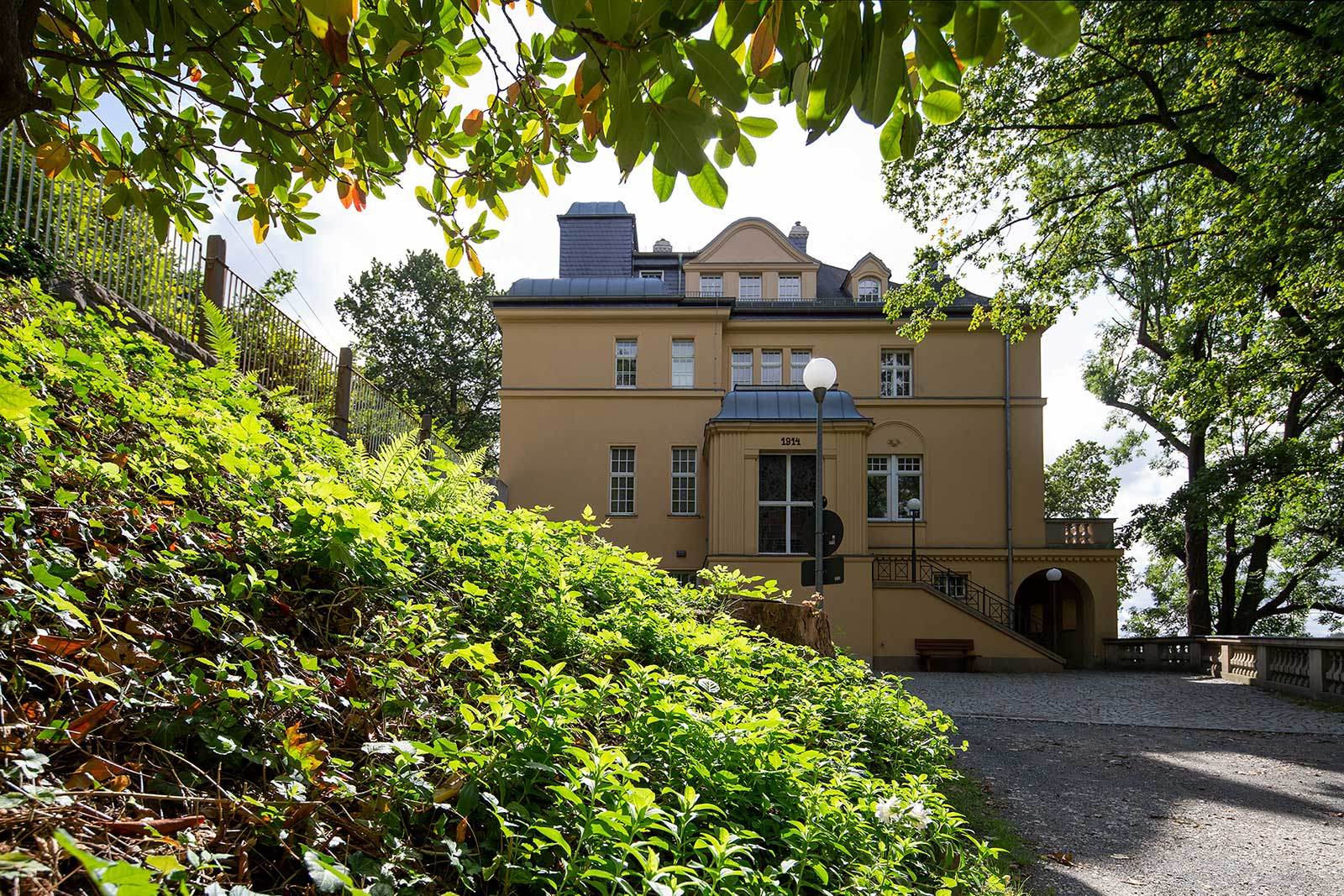 Verwaltung Irchwitz